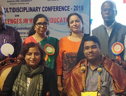 Institutional Restructuring of Higher Education At 10th International Multidisciplinary Conference-2019
